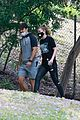 ellen pompeo giacomo gianniotti go for a hike 35