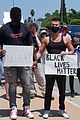 ryan russell corey obrien black lives matter protest 01