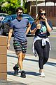 Photo 10 of Glee's Darren Criss & Wife Mia Hold Hands On a Coffee Run