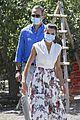 queen letizia summer style tourism stops king felipe spain 11