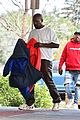 kanye west makes quick trip to hospital in wyoming 11