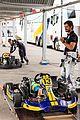 prince carl philip of sweden goes go karting 25