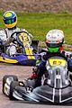 prince carl philip of sweden goes go karting 29