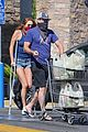 jon hamm food shopping with girlfriend anna osceola 13