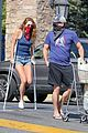 jon hamm food shopping with girlfriend anna osceola 49