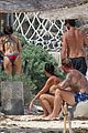nina dobrev shaun white pda vacation in mexico 27