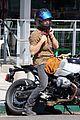 chris pine motorcycle riding with patrick j adams 35
