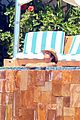 kaia gerber jacob elordi in mexico with her family 15