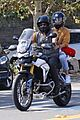 diane kruger norman reedus motorcycle ride while shopping 05