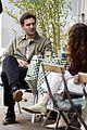 tom bateman wedding ring olivia cooke coffee 11