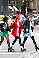 Photo 6 of Lili Reinhart, Madelaine Petsch, & Camila Mendes Dress Up as Powerpuff Girls for Halloween!