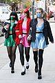 Photo 22 of Lili Reinhart, Madelaine Petsch, & Camila Mendes Dress Up as Powerpuff Girls for Halloween!