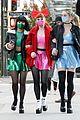 Photo 30 of Lili Reinhart, Madelaine Petsch, & Camila Mendes Dress Up as Powerpuff Girls for Halloween!