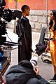 jordan alexander whitney peak dress up to film gossip girl 11