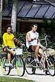 camila cabello shawn mendes bike ride around neighborhood 03