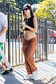 emily ratajkowski shows off bare baby bump hike with hubby 07