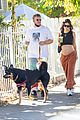 emily ratajkowski shows off bare baby bump hike with hubby 47