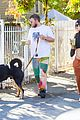 emily ratajkowski shows off bare baby bump hike with hubby 55