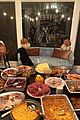 gigi hadid with baby thanksgiving pics 10