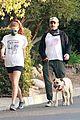 jon hamm anna osceola take his dog for a walk 31