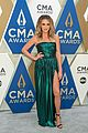 carly pearce cma awards 2020 red carpet 03