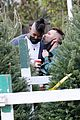 ryan russell corey obrien christmas tree shopping 02