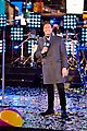 ryan seacrest lucy hale billy porter in times square 17