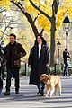 hailee steinfeld jeremy renner with lucky the pizza dog 14