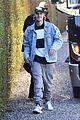 Photo 22 of Justin Bieber Plays Parking Assistant to Help Driver Park His Tour Bus