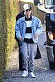 Photo 62 of Justin Bieber Plays Parking Assistant to Help Driver Park His Tour Bus