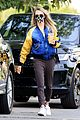 cara delevingne kaia gerber another pilates session 27