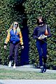 cara delevingne kaia gerber another pilates session 47