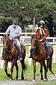 tessa thompson takes horseback riding lessons 01