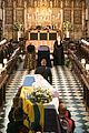 inside prince philip funeral royal family photos 67