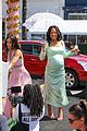 pregnant christina milian opening beignet box cafe matt pokora 19