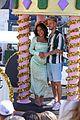pregnant christina milian opening beignet box cafe matt pokora 63