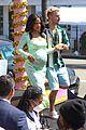 pregnant christina milian opening beignet box cafe matt pokora 71