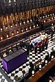 queen elizabeth sits solo at prince philip funeral 15