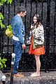 lily collins caught in rain with lucas bravo emily in paris 30
