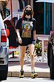 adam levine behati prinsloo colorful outfits for lunch 03