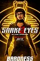 snake eyes character posters 03.