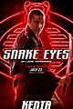 snake eyes character posters 07.