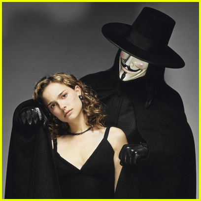 V for Vendetta Stills