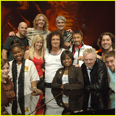 American Idol 5 Top 8