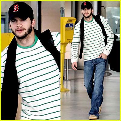 Ashton Kutcher Airport