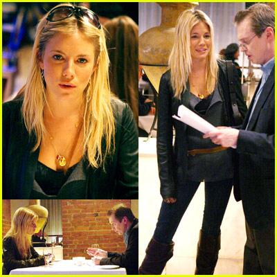 Interview Movie With Sienna Miller