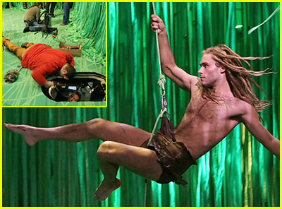 Tarzan Broadway Review