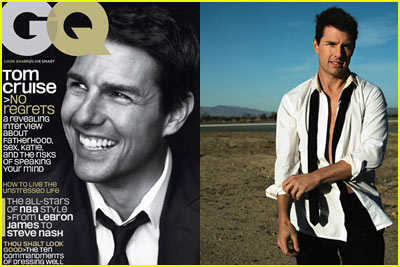 Tom Cruise GQ