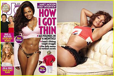Janet Jackson Weight Loss