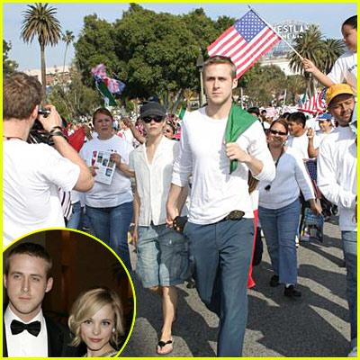 ryan-gosling-rachel-mcadams-protest jpg Rachel Mcadams